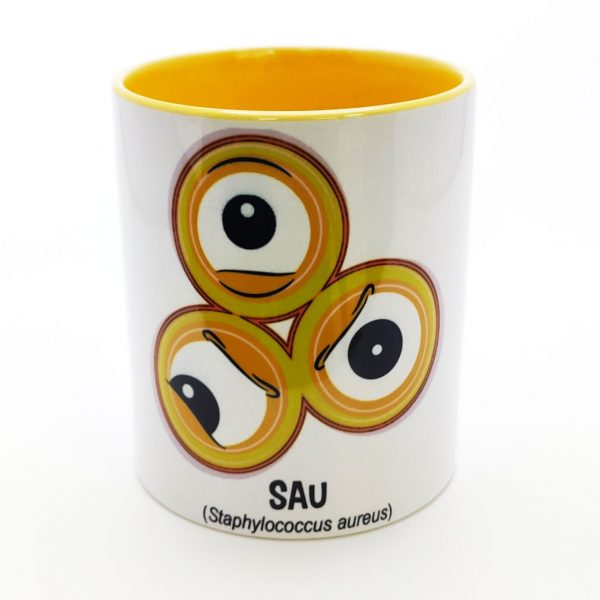mugs-bacterias-staphylococcus-aureus-sau-emoti-health-frente