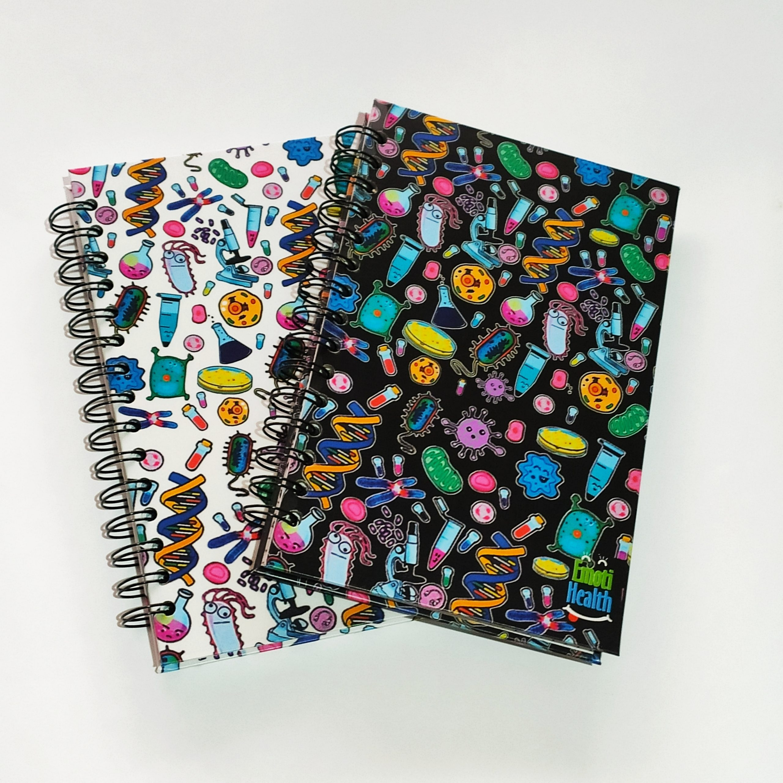 EMOTI NOTEBOOKS